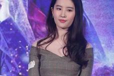 刘亦菲总被报道发福长胖,有个细节暴露了她的真性情
