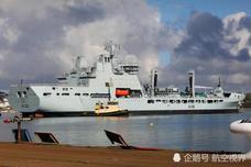 英军新锐万吨巨舰消防存在安全隐患 船体还是韩国造
