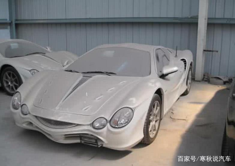中国第一台光冈大蛇,148万,温州老板买的,提车等了四