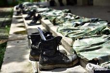 广东即将退伍的武警战士主动请缨支援抢险救灾