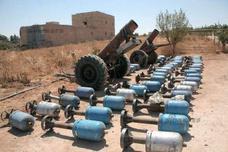 叙最大叛军停火撤走所有重武器 俄军开进叙最后失地