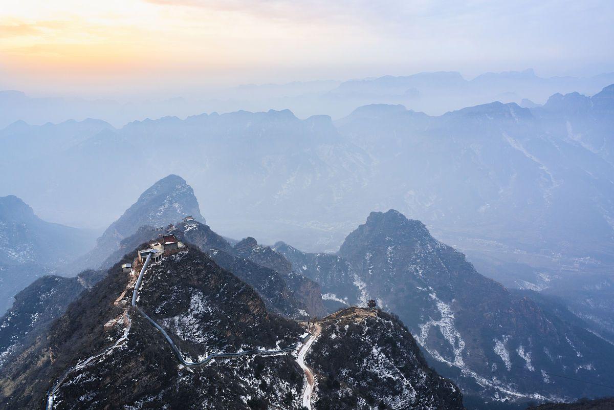 盘点风景很优美的风景名胜区,你去过大连金石滩,邢台河北北武当山吗